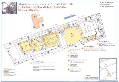 La fabbrica del San Michele a Ripa – Maestri Artigiani e ...