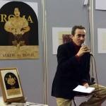 """Luigi Gentili al Foro dell'Artigianato Artistico per il """"Made in Rome"""""""