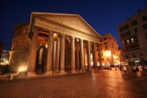 Pantheon Made in Rome