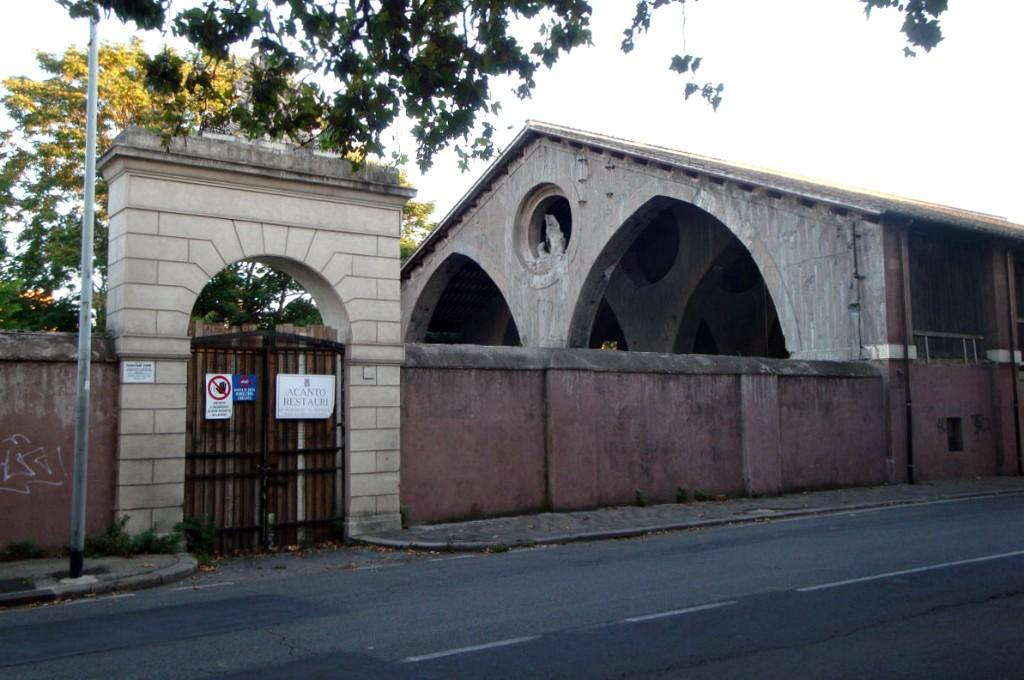 Arsenale Pontificio x il Made in Rome