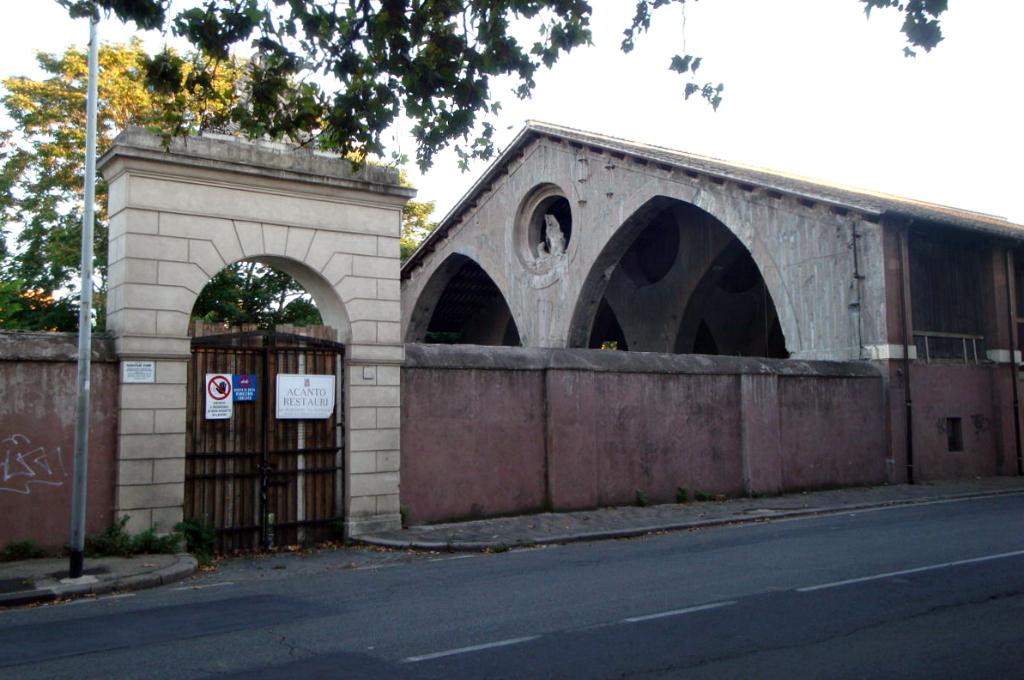 L ex arsenale pontificio a porta portese maestri - Porta portese offerte lavoro roma ...