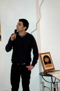 Cristiano Alviti al Made in Rome open day