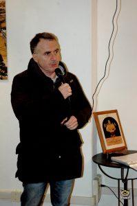Mauro Mannocchi al Made in Rome open day