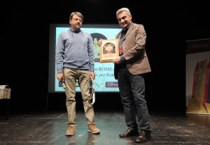 """Carlo d'Aloisio Mayo e Renato Giallombardo per  il """"Made in Rome"""""""