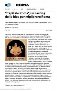 La Repubblica Roma 11-03-2015