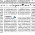 Made in Rome il Foglio 12-03-2014